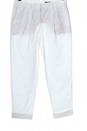 Windsor Jersey Pants white business style