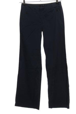 Windsor Jersey Pants blue casual look