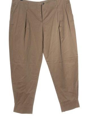 Windsor Jersey Pants brown casual look