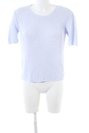 Windsor Strickpullover blau Casual-Look