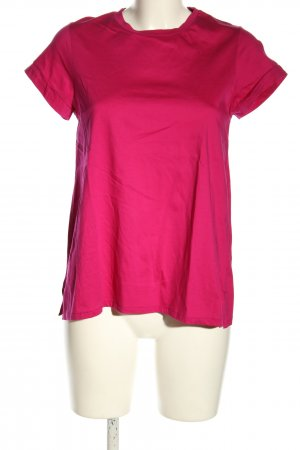 Windsor T-shirt rosa stile casual
