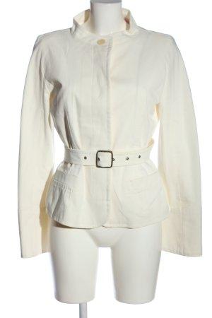 Windsor Kurtka przejściowa biały W stylu casual