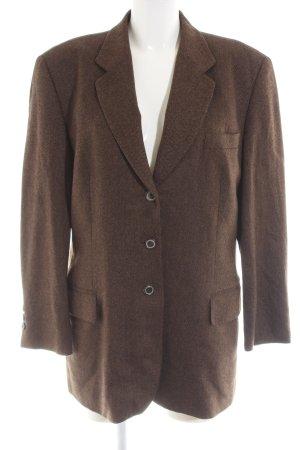 Windsor Woll-Blazer braun Business-Look