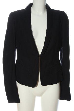 Windsor Wollen blazer zwart casual uitstraling