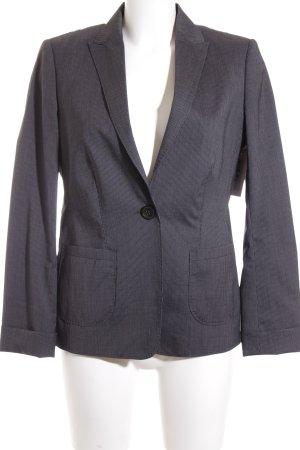 Windsor Wollen blazer donkergrijs zakelijke stijl