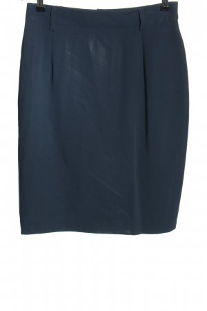 Windsor Wollrock blau Business-Look