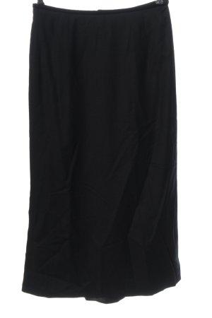 Windsor Wool Skirt black casual look