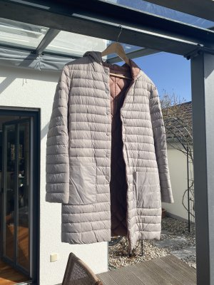 Windsor Płaszcz puchowy jasnoszary-łosowiowy