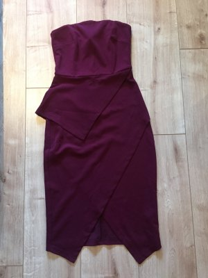 Asos Petite Evening Dress purple