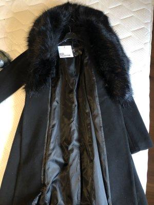 BSB Collection Winter Coat black