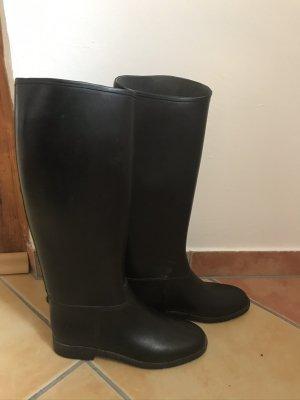 Botas de equitación negro