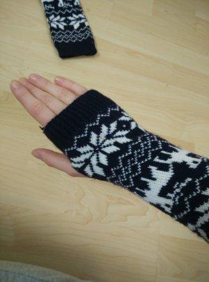 Winter Armstulpen Handschuhe