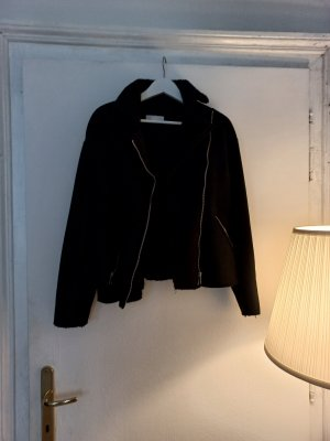 H&M Kurtka oversize czarny