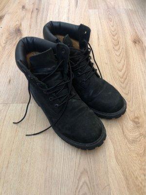 Winter boots aus echtem Leder