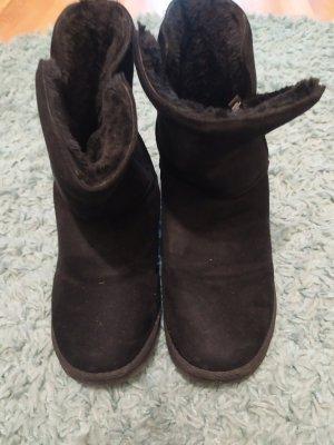 Graceland Snow Boots black