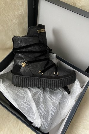 Winter Boots Plateau Tommy Hilfiger