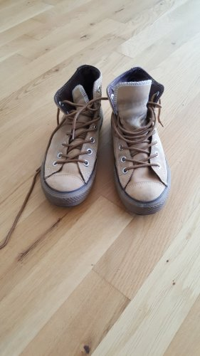 Converse Winter Boots light brown