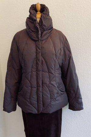 Baon Down Jacket bordeaux nylon