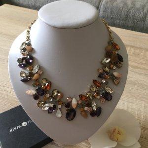 Pippa & Jean Statement Necklace multicolored