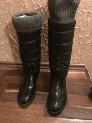 Tommy Hilfiger Winter Boots black