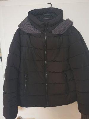 FB Sister Chaqueta de invierno negro-gris