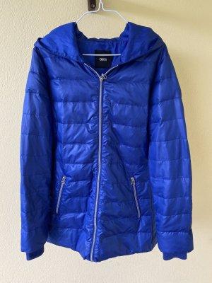 Asos Winter Jacket blue
