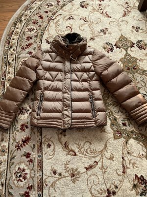 Down Jacket beige-camel
