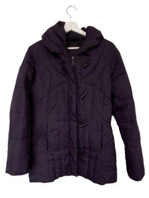 Winter Jacke in Lila Franco Callegari Gr 38