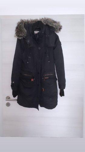 Khujo Giacca invernale nero