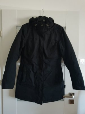 Winter Jacke schwarz