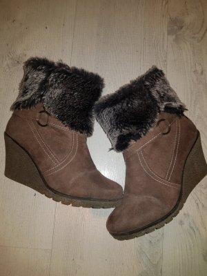 Winter keil high Heels