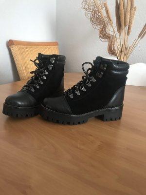 Winter Leder Boots