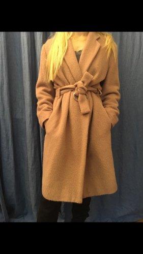 Acne Abrigo de invierno multicolor lana de alpaca