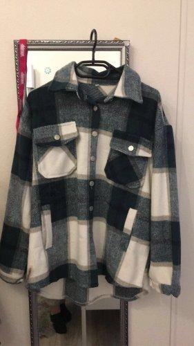 Sheinside Oversized Jacket multicolored
