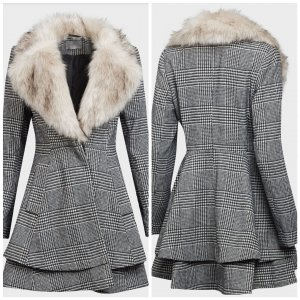 Asos Coat Dress grey