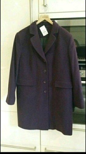 Yorn Winter Coat brown violet