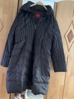 Olsen Down Coat dark brown