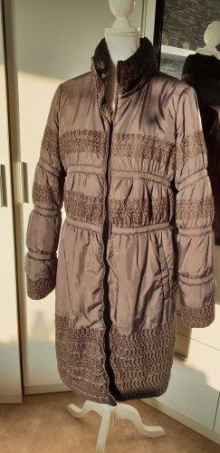 Pierre Cardin Abrigo de invierno negro