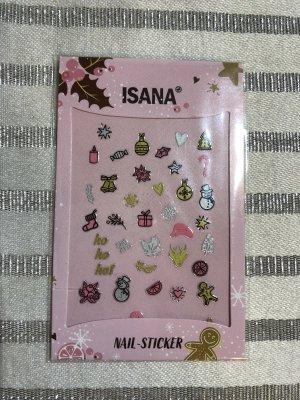 Isana Button white-pink