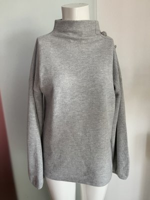 Orsay Pull polaire gris clair