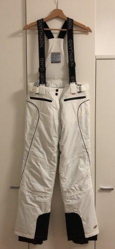 Northland Pantalon thermique blanc-noir