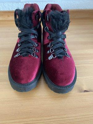unbekannte Winter Boots multicolored