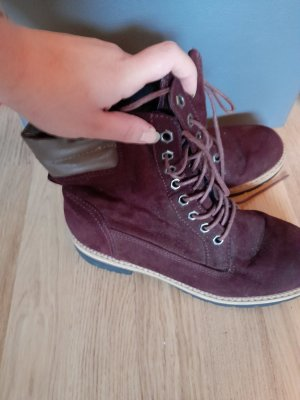 andere Marke Winter boots bordeaux