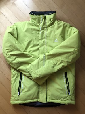 Dare 2b Outdoor Jacket lime yellow polyester