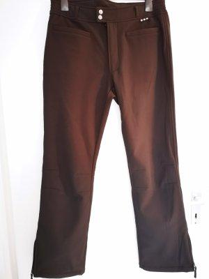 Janina Thermal Trousers black