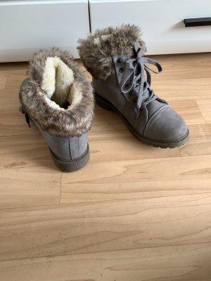 Winter Booties multicolored