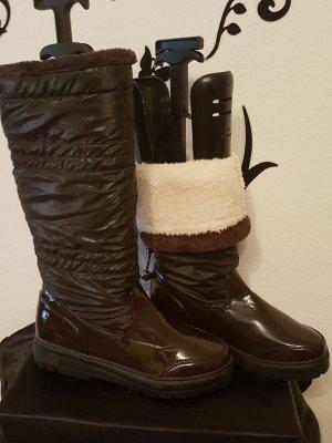 Winter Stiefel neu dunkelbraun Gr 39