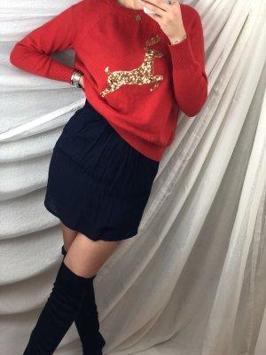 H&M Sudadera navideña multicolor