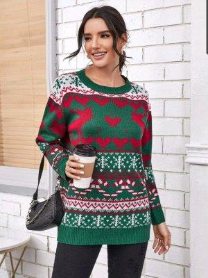 Winter-/Weihnachtspullover