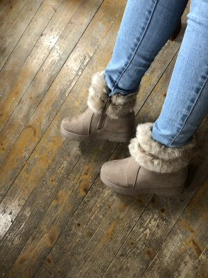Ankle Boots beige-light brown